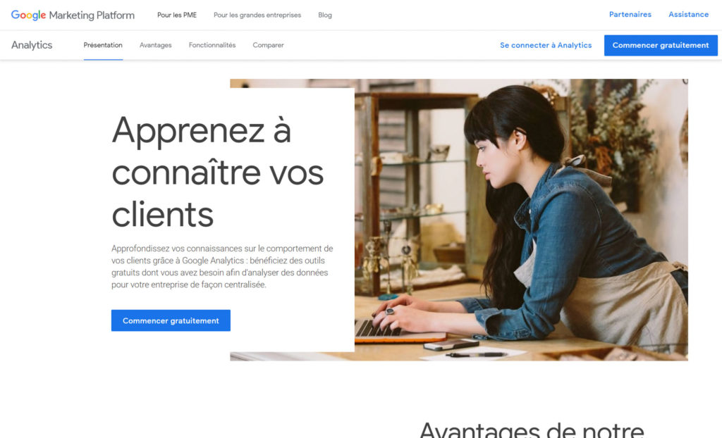 ameliorer-votre-site-internet-wordpress-plateforme-Google-marketing